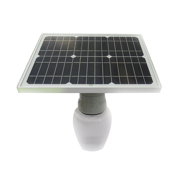 15 W All-In-One Solar LED Street Light (With Sensor)