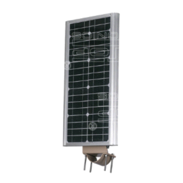 12W All-In-One Solar LED Street Light (With Sensor)