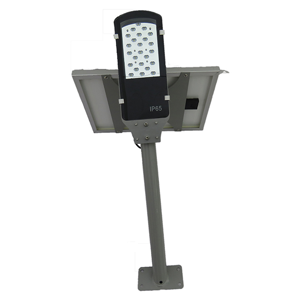 24W Solar LED Street Light System (With Metal Arm)
