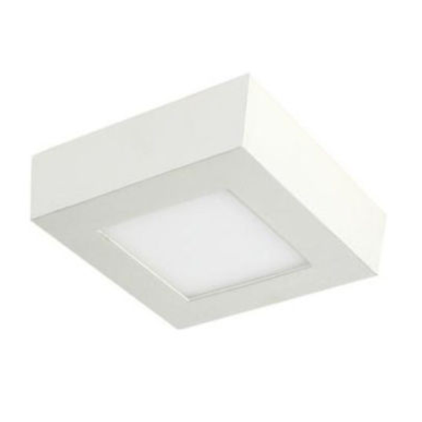 3 W Panel Light Surface Type (Square / Round) (Cool White / Warm White)