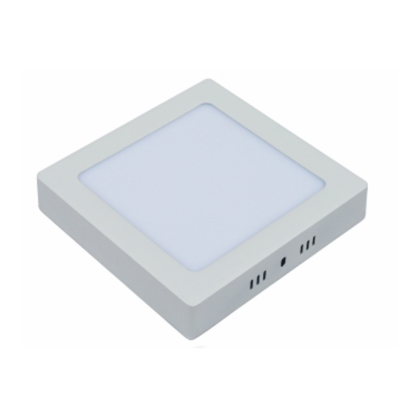 12 W Panel Light Surface Type (Cool White / Warm White) (Square / Round)