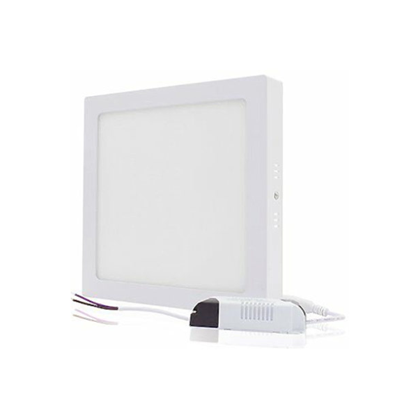 24 W Panel Light Surface Type (Cool White / Warm White) (Square / Round)